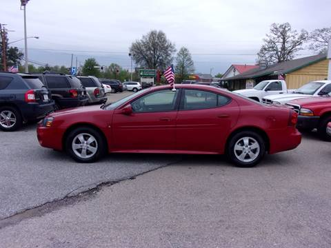 2008 Pontiac Grand Prix for sale in Murray, KY