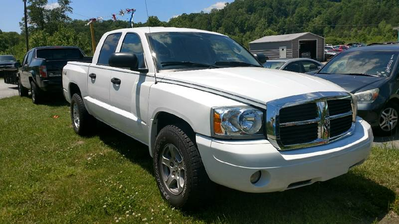2006 Dodge Dakota SLT 4dr Quad Cab 4WD SB - Ashland KY