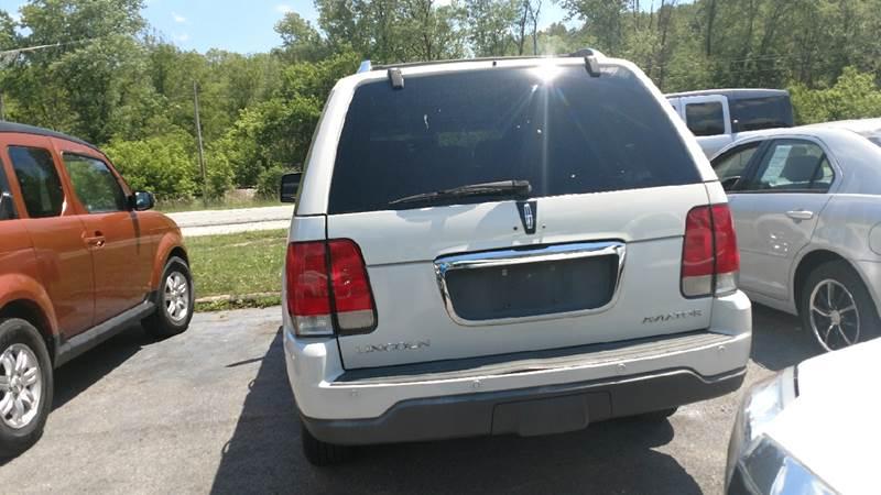2004 Lincoln Aviator AWD Luxury 4dr SUV - Ashland KY