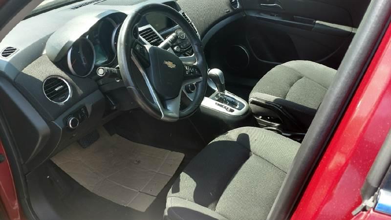 2013 Chevrolet Cruze 1LT Auto 4dr Sedan w/1SD - Ashland KY