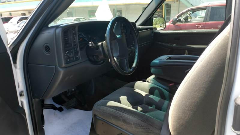 2003 Chevrolet Silverado 1500 4dr Extended Cab LS 4WD SB - Ashland KY