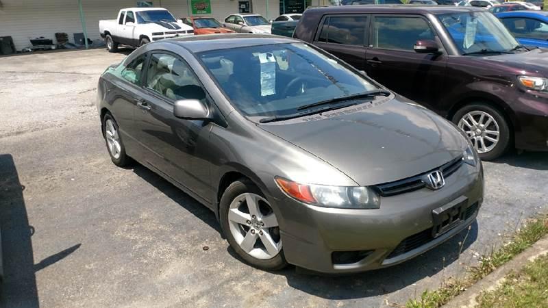 2007 Honda Civic LX 2dr Coupe (1.8L I4 5A) - Ashland KY