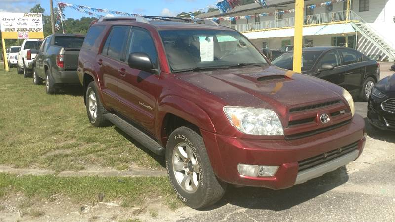 2005 Toyota 4Runner Sport Edition 4WD 4dr SUV - Ashland KY