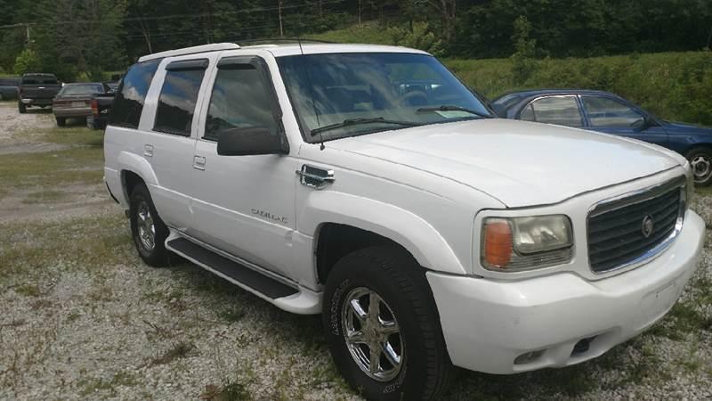 1999 Cadillac Escalade 4dr 4WD SUV - Ashland KY