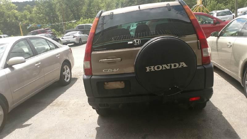 2003 Honda CR-V AWD EX 4dr SUV - Ashland KY