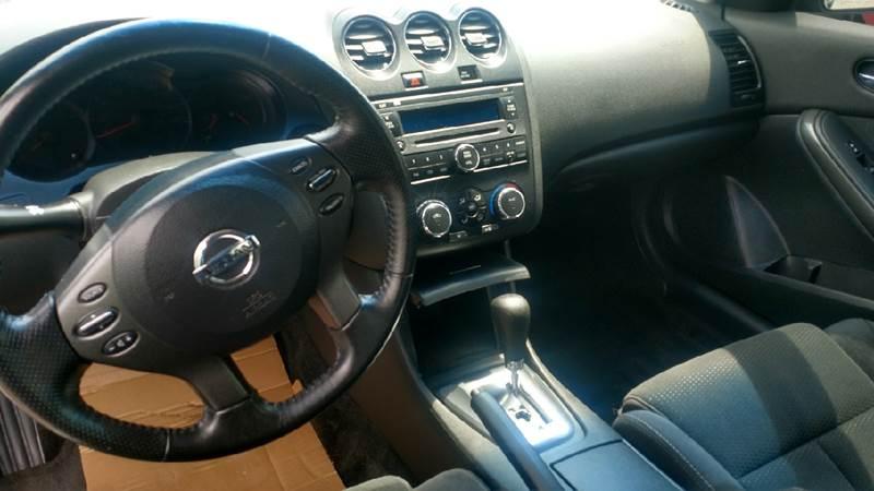 2010 Nissan Altima 2.5 S 2dr Coupe 6M - Ashland KY