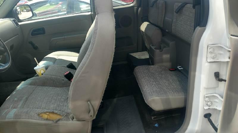 2008 GMC Canyon SL 4dr Extended Cab SB - Ashland KY