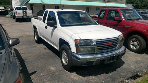 2008 GMC Canyon for sale in Ashland, KY