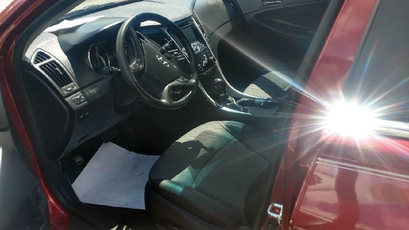 2011 Hyundai Sonata Limited 4dr Sedan - Ashland KY