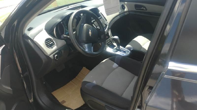 2012 Chevrolet Cruze LS 4dr Sedan - Ashland KY