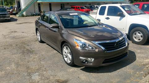 2014 Nissan Altima for sale in Ashland, KY