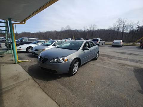 2008 Pontiac G6 for sale in Morehead, KY