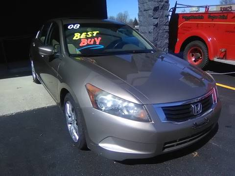 2008 Honda Accord for sale in Morehead, KY