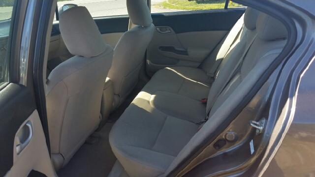 2012 Honda Civic LX 4dr Sedan 5A - Ashland KY