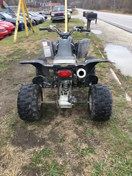 2005 Yamaha Raptor