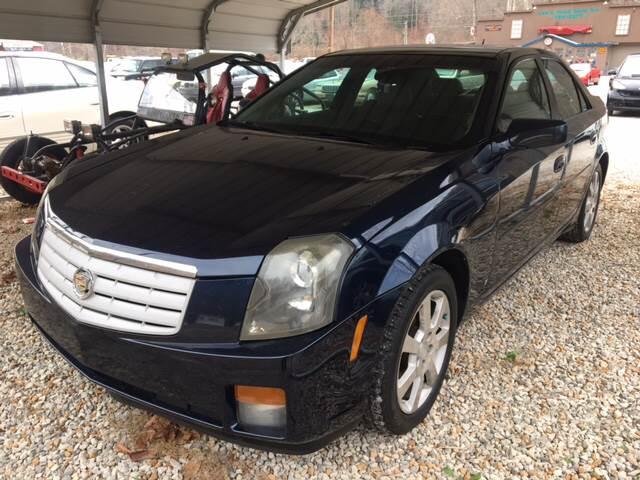 2006 Cadillac CTS 4dr Sedan w/3.6L - Morehead KY