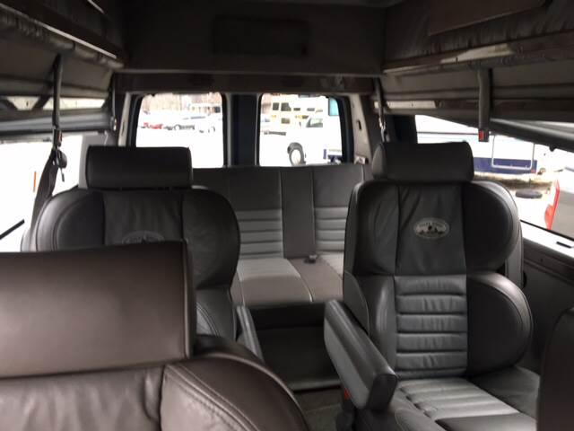 2006 Chevrolet Express Passenger LS 3500 3dr Extended Passenger Van - Morehead KY