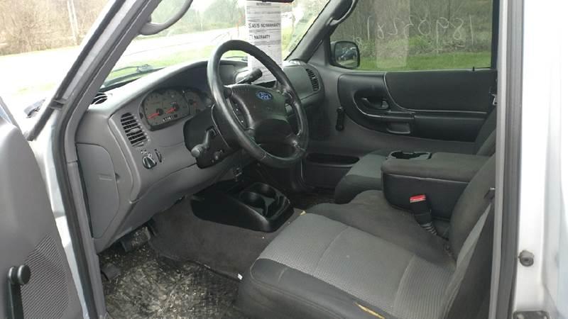 2003 Ford Ranger 2dr Standard Cab XLT RWD SB - Ashland KY