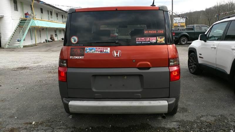 2005 Honda Element AWD EX 4dr SUV - Ashland KY