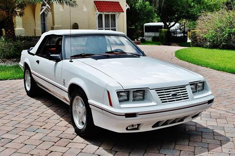 1984 Ford Mustang for sale in Lakeland, FL