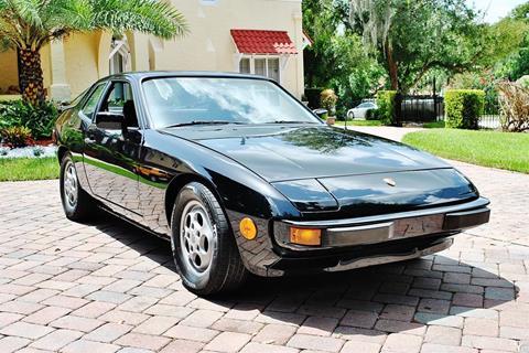 1987 Porsche 924 for sale in Lakeland, FL