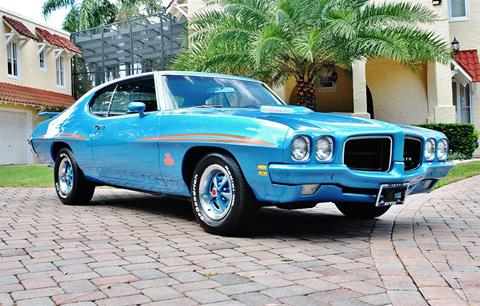 1971 Pontiac Le Mans for sale in Lakeland, FL