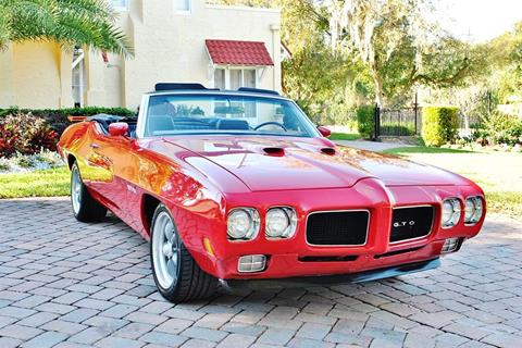1970 Pontiac Le Mans for sale in Lakeland, FL