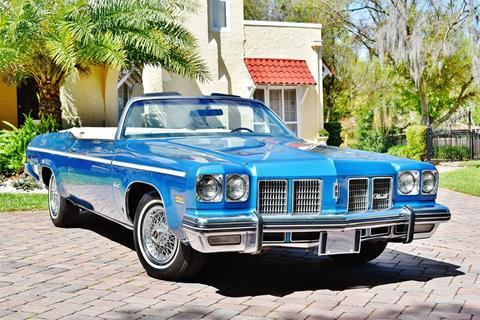 1975 Oldsmobile Delta Eighty-Eight for sale in Lakeland, FL