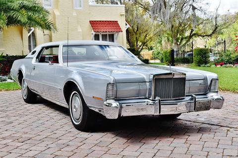 1973 Lincoln Mark IV for sale in Lakeland, FL