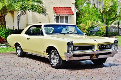 1966 Pontiac GTO for sale in Lakeland, FL