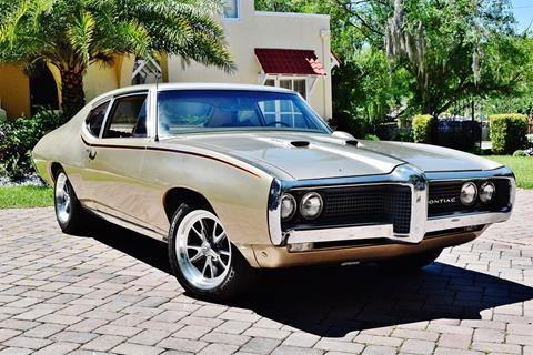1969 Pontiac Tempest for sale in Lakeland, FL