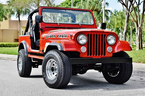 1984 Jeep CJ-7 for sale in Lakeland, FL