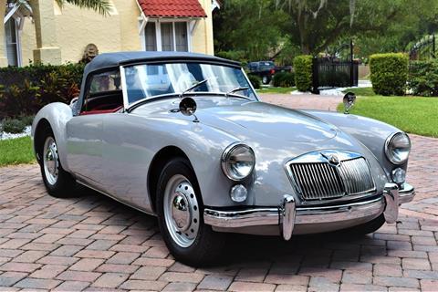 1960 MG MGA for sale in Lakeland, FL