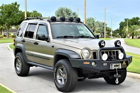 2005 Jeep Liberty for sale in Lakeland, FL