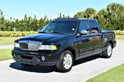 2002 Lincoln Blackwood for sale at Primo Classics International LLC in Lakeland FL