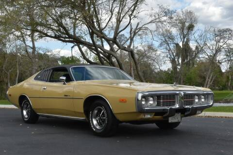 1974 Dodge Charger for sale at Primo Classics International LLC in Lakeland FL