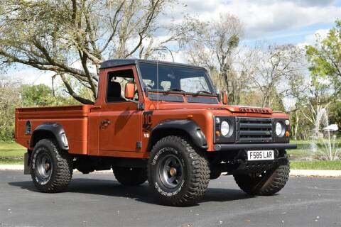 1988 Land Rover Defender for sale at Primo Classics International LLC in Lakeland FL