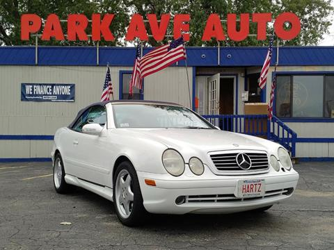 2000 Mercedes-Benz CLK for sale in Worcester, MA