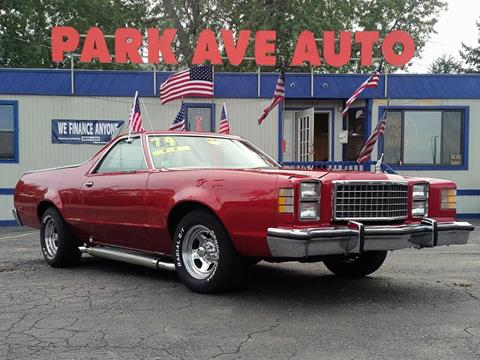 1979 Ford Ranchero for sale in Worcester, MA