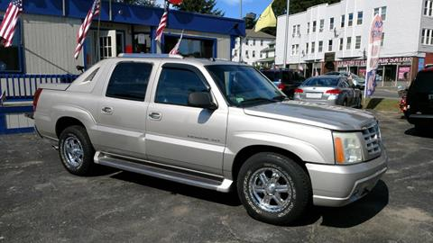 2004 Cadillac Escalade EXT for sale in Worcester, MA