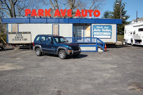 2003 Jeep Liberty for sale in Worcester, MA