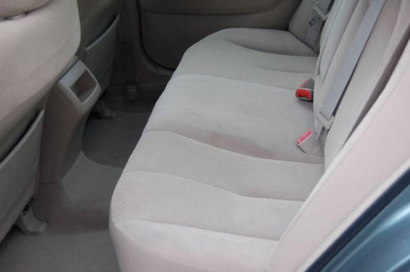 2009 Toyota Camry 4dr Sedan 5A - Worcester MA