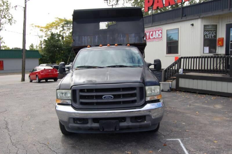 2003 Ford F-350 Super Duty 4X2 2dr Regular Cab 140.8-164.8 in. WB - Worcester MA