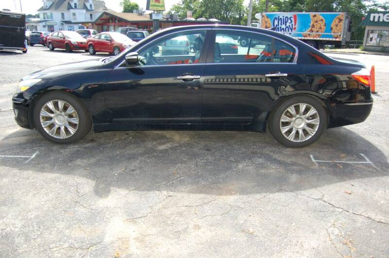 2009 Hyundai Genesis 3.8L V6 4dr Sedan - Worcester MA