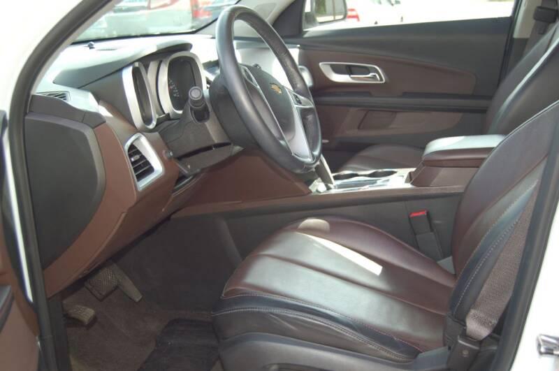 2011 Chevrolet Equinox LT 4dr SUV w/2LT - Worcester MA