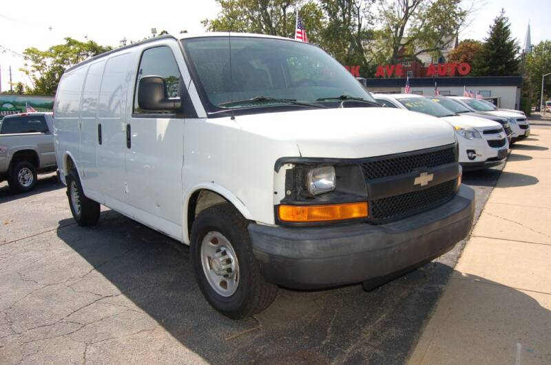 2007 Chevrolet Express Cargo 2500 3dr Cargo Van - Worcester MA