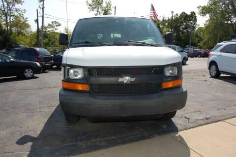 2007 Chevrolet Express Cargo