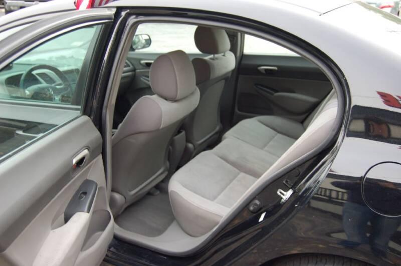 2010 Honda Civic LX 4dr Sedan 5A - Worcester MA