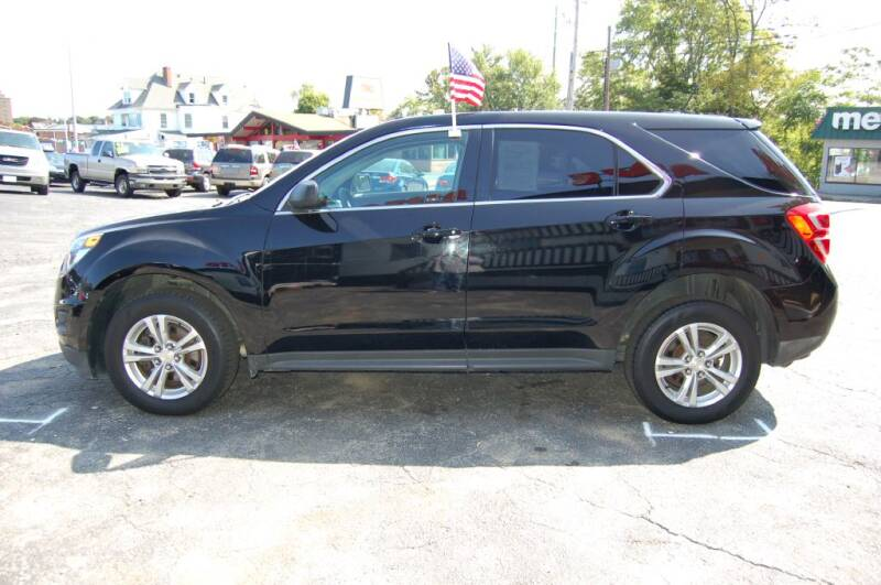 2016 Chevrolet Equinox AWD LS 4dr SUV - Worcester MA