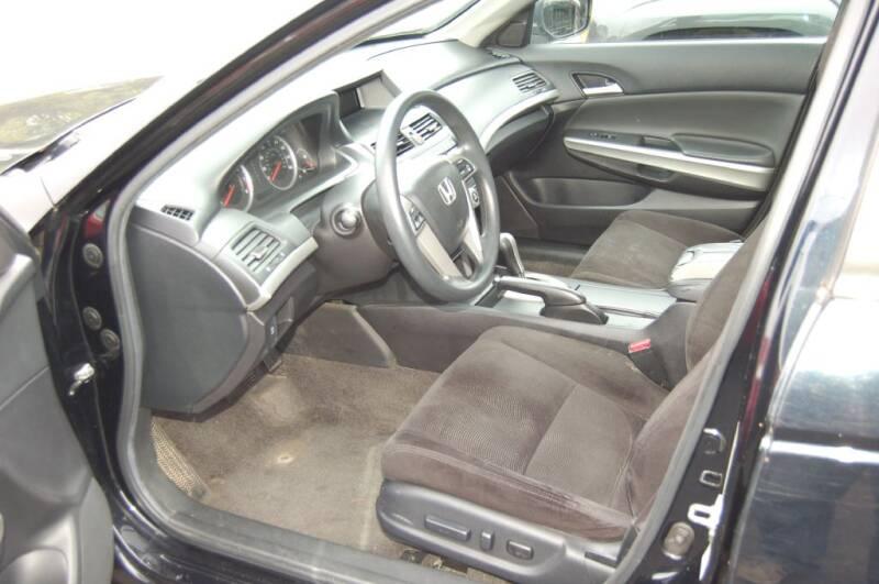 2008 Honda Accord EX 4dr Sedan 5A - Worcester MA
